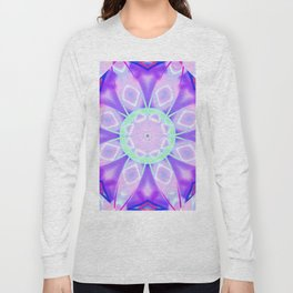 Abstract Flower AAA RR Long Sleeve T-shirt