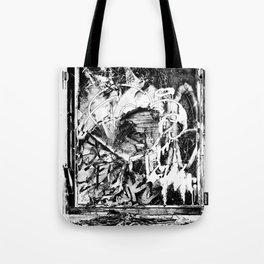 Trashed Tote Bag