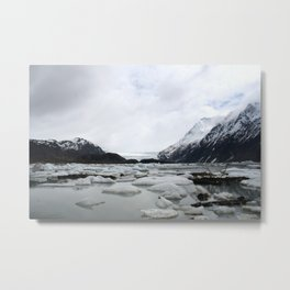 Icy Lake - Homer, AK Metal Print