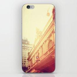 Nyc  iPhone Skin
