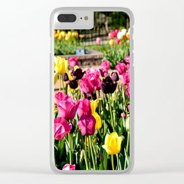 Muscogee (Creek) Nation - Honor Heights Park Azalea Festival, No. 11 of 12 Clear iPhone Case