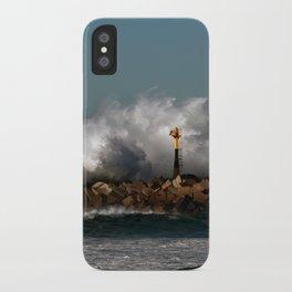 Blast Wave iPhone Case