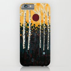 :: Red Moon Love Song :: iPhone 6s Slim Case