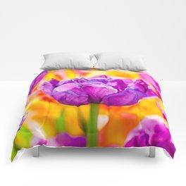 Tulips Enchanting 06 Comforters