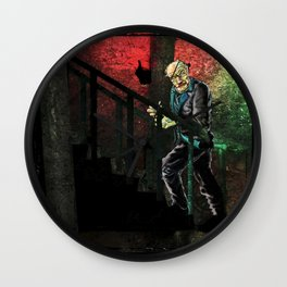 Him Wall Clock