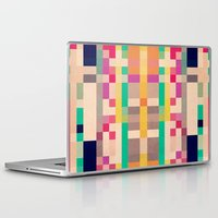 quilt Laptop & iPad Skins featuring quilt by spinL