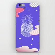 Pineapple 3d express 90'S  iPhone & iPod Skin