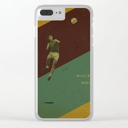 West Ham - Bonds Clear iPhone Case