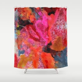The Smell of Spring Shower Curtain