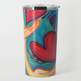 Orchestra Of My Thoughts Travel Mug