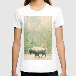 bison I T-shirt