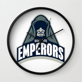DarkSide Emperors Wall Clock