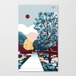 Sanctuary XXII Canvas Print