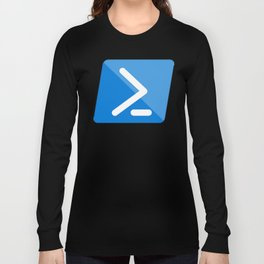 Powershell Logo Long Sleeve T-shirt