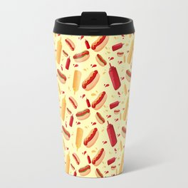 Hot Dog carnival Travel Mug