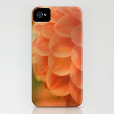 Dahlia iPhone (4, 4s) Slim Case