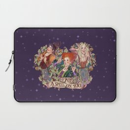I put a spell on you Laptop Sleeve