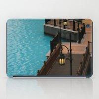 arab iPad Cases featuring Dubai Burj Al Arab Walkway by gdesai