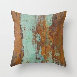 Time Slice Throw Pillow