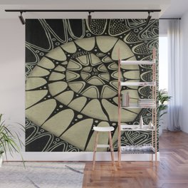 It's a Spiral Thing 1 Wall Mural