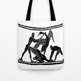 bird hunters Tote Bag