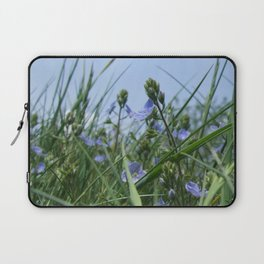 Wildflower Meadow Laptop Sleeve