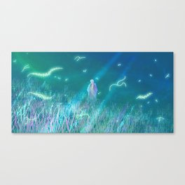 Mushi-shi Genko Canvas Print