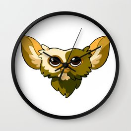 Mogwai Wall Clock