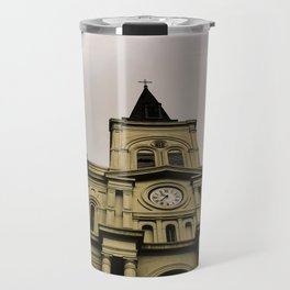 St. Louis Cathedral New Orleans Travel Mug