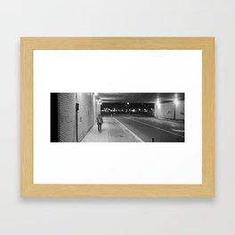 DAM 3 Framed Art Print