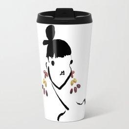 Edible Ensembles: Olives Travel Mug