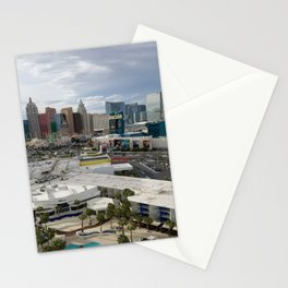 A Piece of Las Vegas Stationery Cards