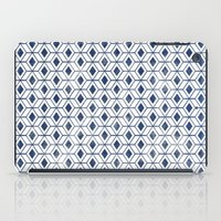 indigo iPad Cases featuring INDIGO by KIND OF STYLE
