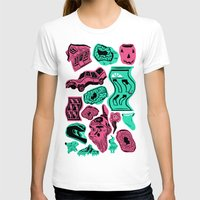 geode T-shirts featuring Portal Land  by Alex DeSpain