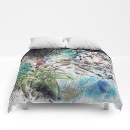 Noches de Laguna Comforters