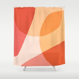 O Calor Das Formas Shower Curtain