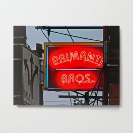 Primanti Brothers Pittsburgh Metal Print