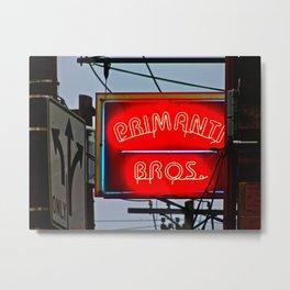 Primanti Brothers Pittsburgh Metal Print
