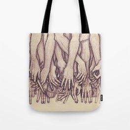 Storms Tote Bag