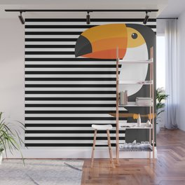 TOUCAN tropical toucans Wall Mural