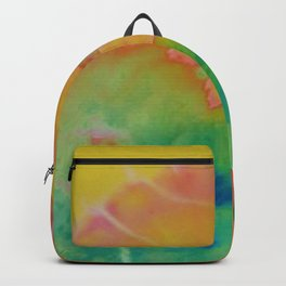 Jellyfish Abstract Backpack