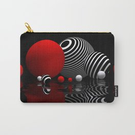 round and beautiful Carry-All Pouch