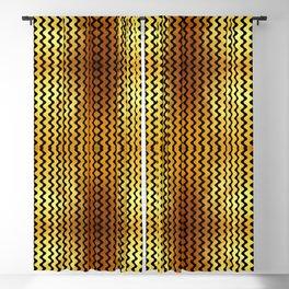 Wavy & Sassy Blackout Curtain