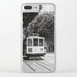 Climbing Hills Clear iPhone Case