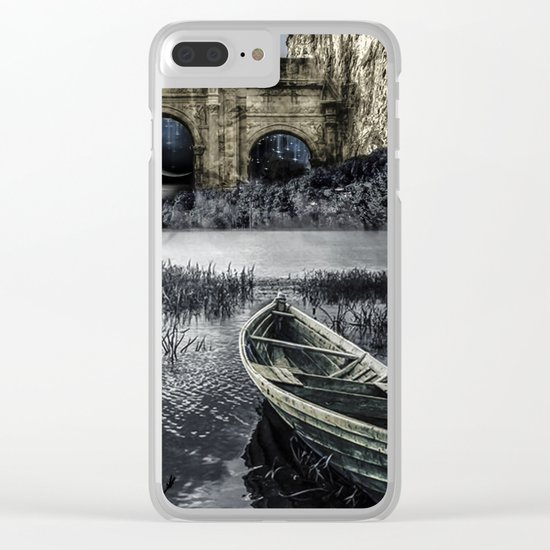 Losing my MInd Clear iPhone Case