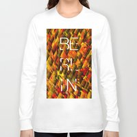 camo Long Sleeve T-shirts featuring CAMO BERLIN by Chrisb Marquez