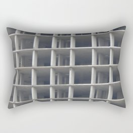 New buildings are being built residential buildings Rectangular Pillow