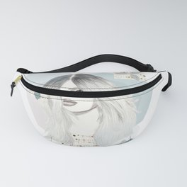 octagons Fanny Pack