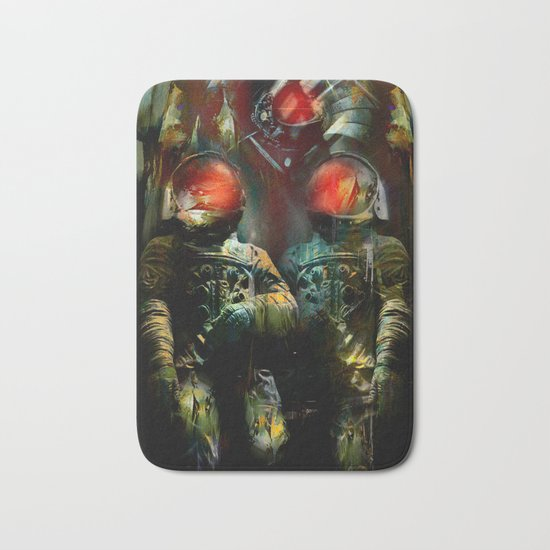 The guardians of the galaxy GN-z11 Bath Mat