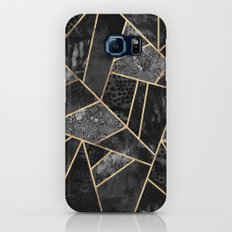 Black Stone 2 Slim Case Galaxy S8